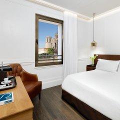 H10 Montcada Boutique Hotel 3* Стандартный номер с различными типами кроватей фото 3