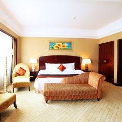Guangzhou Grand International Hotel 4* Представительский номер с различными типами кроватей