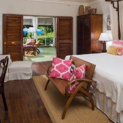 Round Hill Hotel & Villas 4* Вилла с различными типами кроватей