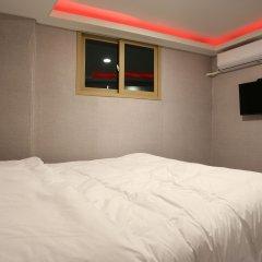 Top Hotel Myeongdong 2* Люкс с различными типами кроватей