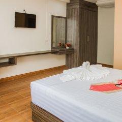 Отель Delicious Residence 2* Стандартный номер с различными типами кроватей