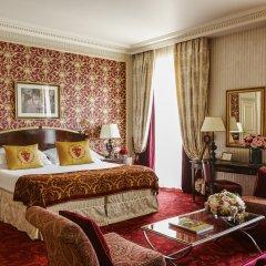 Отель Intercontinental Paris-Le Grand 5* Полулюкс