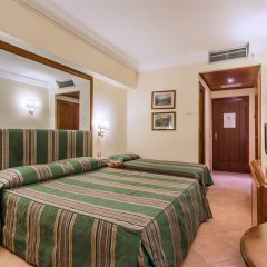 Отель Archimede 4* Стандартный номер с различными типами кроватей фото 11