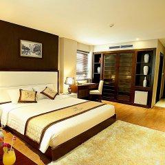 Skylark Hotel 4* Представительский номер с различными типами кроватей