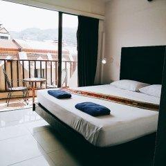Отель Boomerang Inn 3* Номер Делюкс разные типы кроватей фото 2