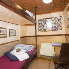 Отель The Red Boat 2* Бунгало Эконом с различными типами кроватей