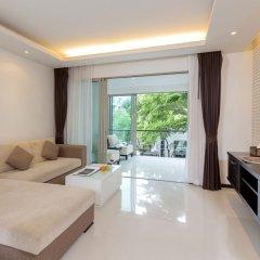 Апартаменты The Regent Phuket Serviced Apartment Kamala Beach жилая площадь фото 3
