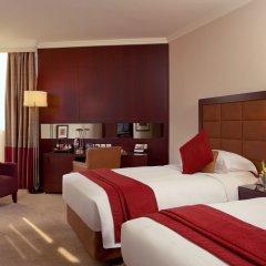 Отель Beach Rotana 5* Стандартный номер с 2 отдельными кроватями