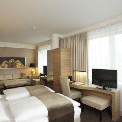 Ramada Hotel Berlin-Alexanderplatz 4* Полулюкс с различными типами кроватей фото 3
