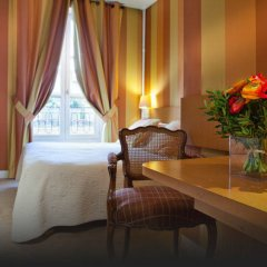 Odéon Hotel 3* Улучшенный номер с различными типами кроватей фото 17