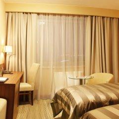 Haston City Hotel 4* Стандартный номер с различными типами кроватей фото 2