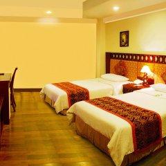 Phu Quy 2 Hotel 3* Стандартный номер с разными типами кроватей