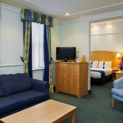 Отель Holiday Inn London Oxford Circus 3* Полулюкс с различными типами кроватей