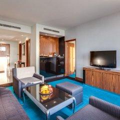 Гостиница Radisson Blu Belorusskaya комната для гостей фото 7