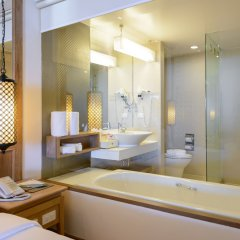 Отель Katathani Phuket Beach Resort 5* Люкс с различными типами кроватей фото 7