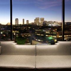 Отель Beverly Hills Marriott 4* Стандартный номер с различными типами кроватей