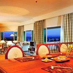 Отель Movenpick Resort Taba 5* Президентский люкс с различными типами кроватей