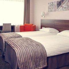 Отель Mercure Marijampole 4* Номер Делюкс с различными типами кроватей