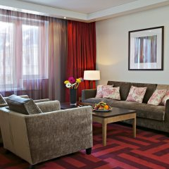 Radisson Blu Scandinavia Hotel 4* Люкс с различными типами кроватей фото 3