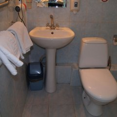 Гостиница Милена ванная фото 5