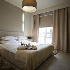 Отель Platinum Residence 4* Улучшенные апартаменты с различными типами кроватей