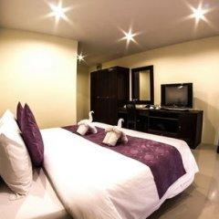 Отель Meesuk Place Улучшенный номер с разными типами кроватей