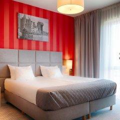 Focus Hotel Premium Gdansk 4* Стандартный номер с различными типами кроватей