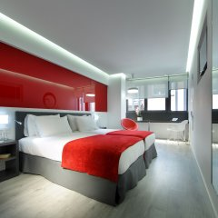 Hotel Eurostars Central 4* Стандартный номер с различными типами кроватей