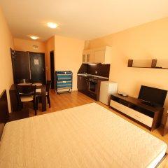 Апартаменты Menada Luxor Apartments Студия с различными типами кроватей