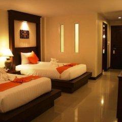 Отель Baan Yuree Resort and Spa комната для гостей фото 8