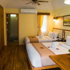 Отель Sunset Village Beach Resort 4* Бунгало Премиум с различными типами кроватей