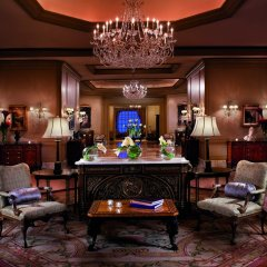 Отель The Ritz-Carlton Cancun лобби