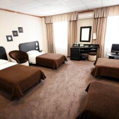 Гостиница Forum Plaza 4* Номер Business class inside view разные типы кроватей фото 7