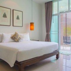 Отель Two Villas Holiday Oxygen Style Bangtao Beach комната для гостей