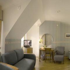 Hotel Anna 3* Улучшенный номер с разными типами кроватей