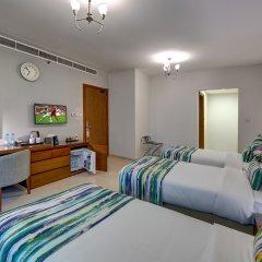 City Stay Beach Hotel Apartments 3* Номер Делюкс с различными типами кроватей