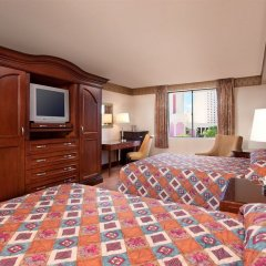 Circus Circus Hotel, Casino & Theme Park 3* Номер Manor с различными типами кроватей фото 7