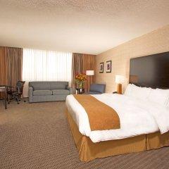 Radisson Hotel Valley Forge 3* Номер Бизнес с двуспальной кроватью
