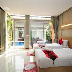 Phu NaNa Boutique Hotel 3* Улучшенный номер с различными типами кроватей