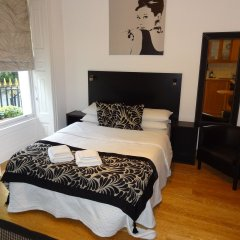 Апартаменты Studios 2 Let Serviced Apartments - Cartwright Gardens Улучшенная студия с различными типами кроватей