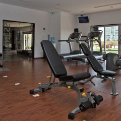 Отель Suites Malecon Cancun гимнастика фото 2