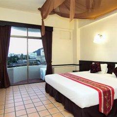 Rome Place Hotel 2* Номер Делюкс с различными типами кроватей