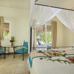 Отель Kuredu Island Resort 4* Бунгало с различными типами кроватей