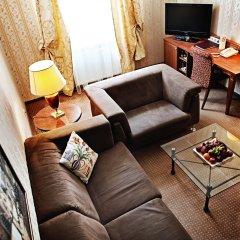 Отель Artis Centrum Hotels 4* Люкс с различными типами кроватей