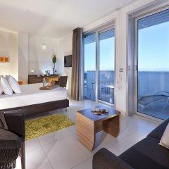 Aqua Hotel комната для гостей
