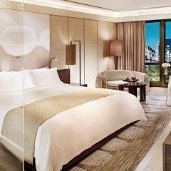 Siam Kempinski Hotel Bangkok 5* Номер Делюкс двуспальная кровать