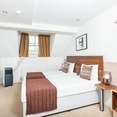 Avni Kensington Hotel 3* Улучшенный номер с 2 отдельными кроватями