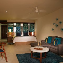 Отель Secrets Aura Cozumel - All Inclusive 4* Полулюкс с различными типами кроватей фото 2