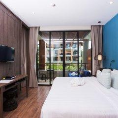 Отель Mai Khao Lak Beach Resort & Spa 4* Номер Делюкс с различными типами кроватей