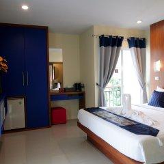 Calypso Patong Hotel 3* Номер Делюкс с различными типами кроватей фото 2